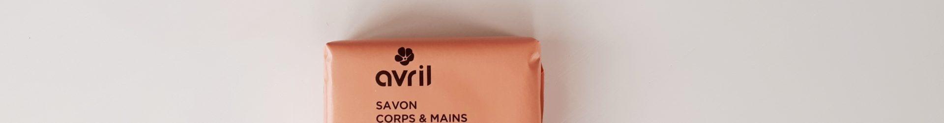 Avril – Savon corps & mains (Fleur d'oranger) (100g)