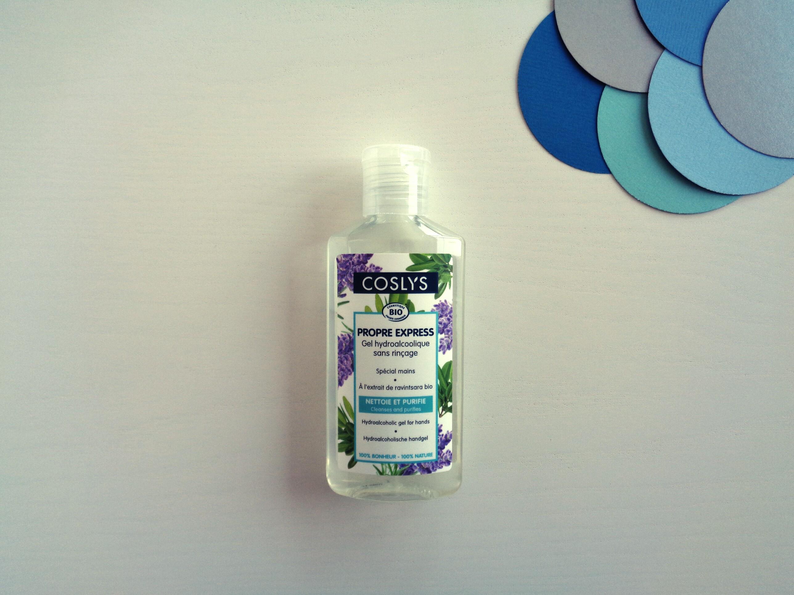 Coslys – Gel hydroalcoolique mains (100ml)