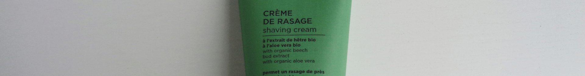 Avril – Crème de rasage certifiée bio (150ml) – Homme