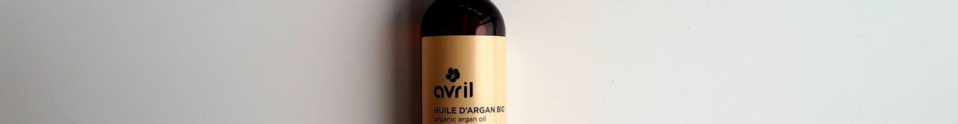 Avril – Huile d'argan bio (100ml)