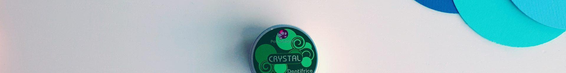 Pachamamaï – Dentifrice Crystal (20g)