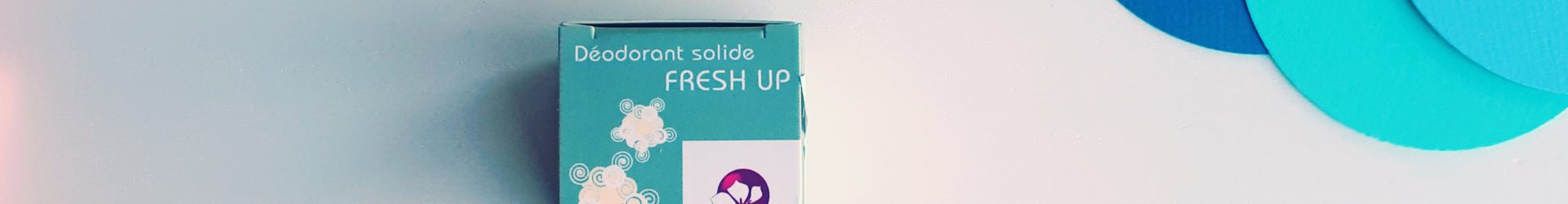Pachamamaï – Déodorant solide Fresh Up (25g)