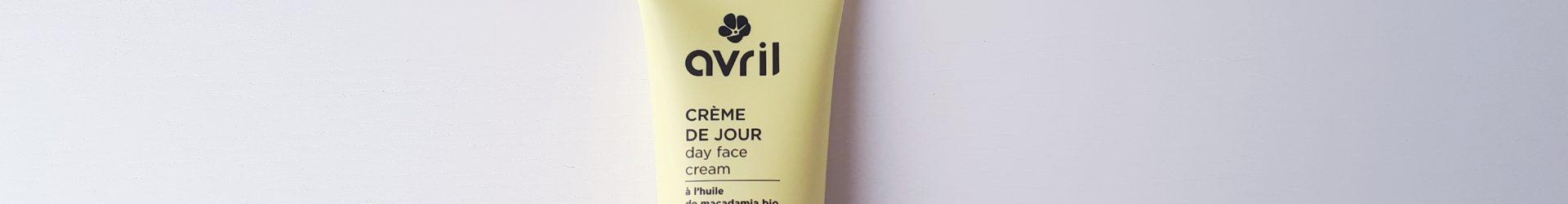 Avril – Crème jour bio (normales à mixtes)