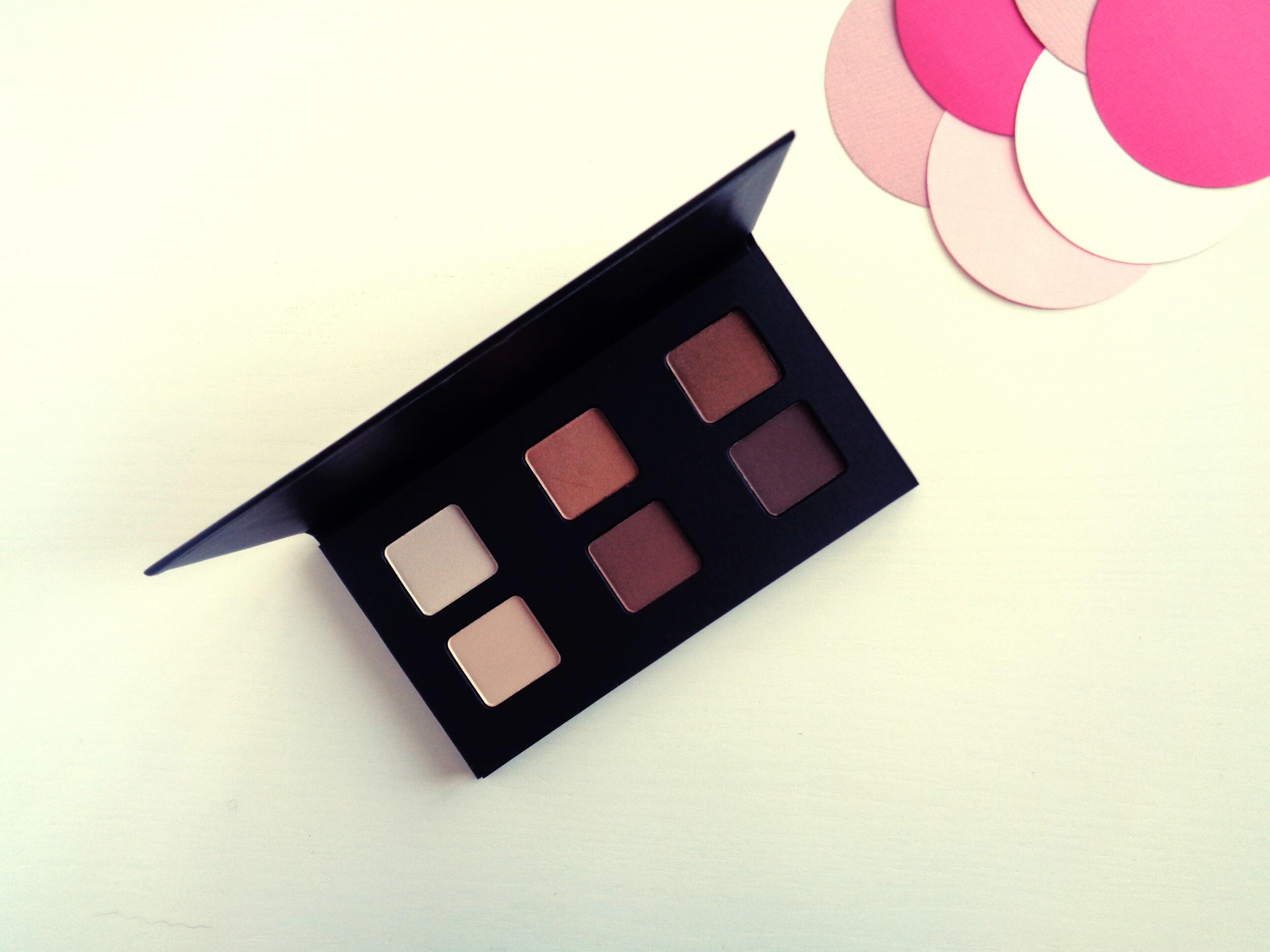 Avril – Palette de 6 fards Nude