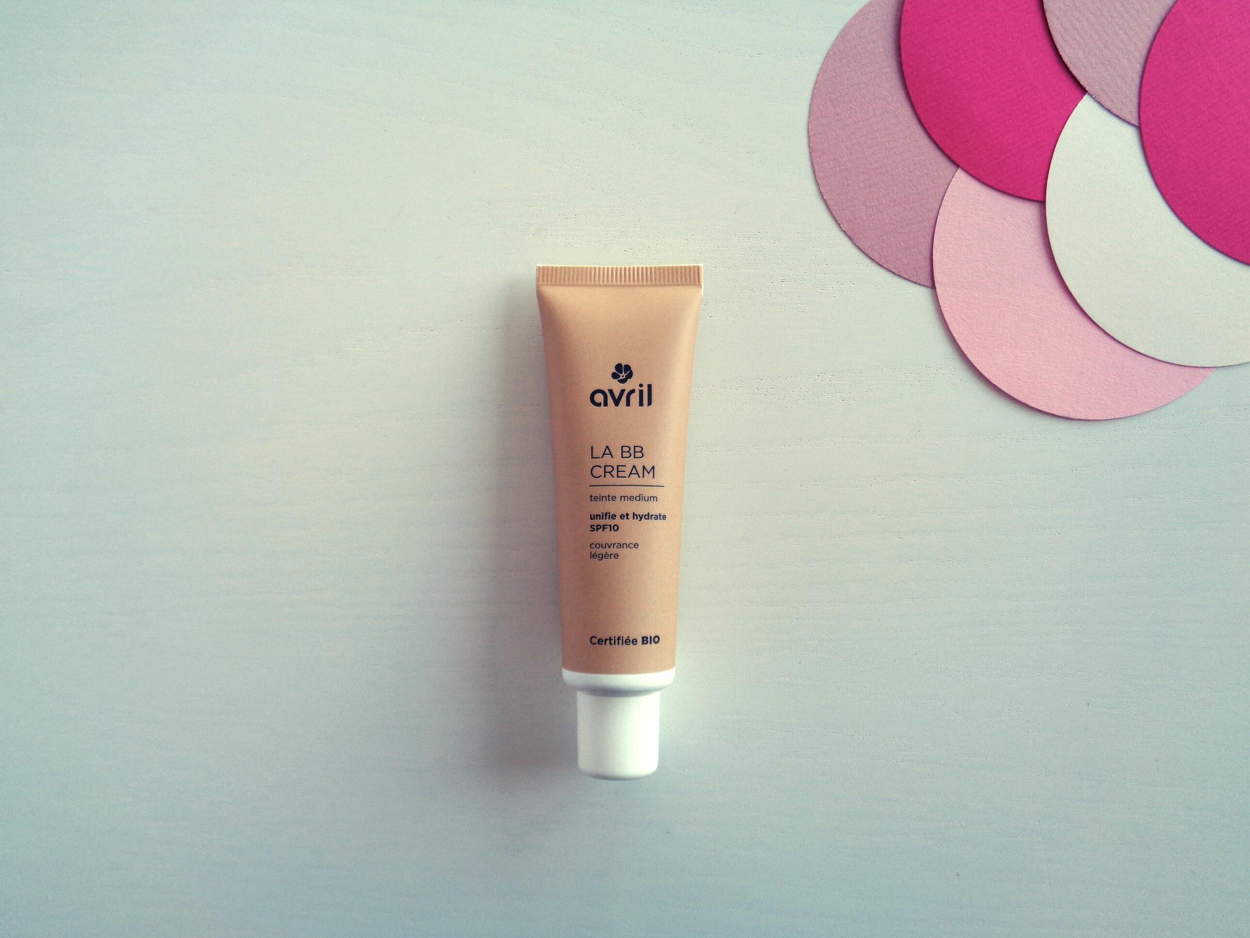 Avril – BB cream (medium) (30ml)