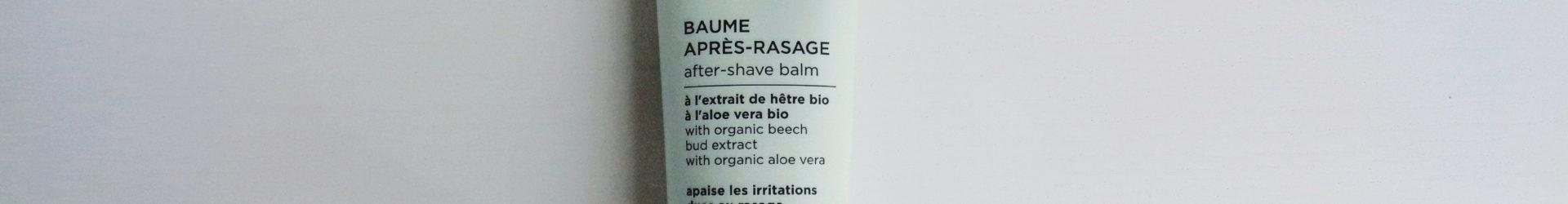 Avril – Baume après-rasage certifié bio (100ml) – Homme