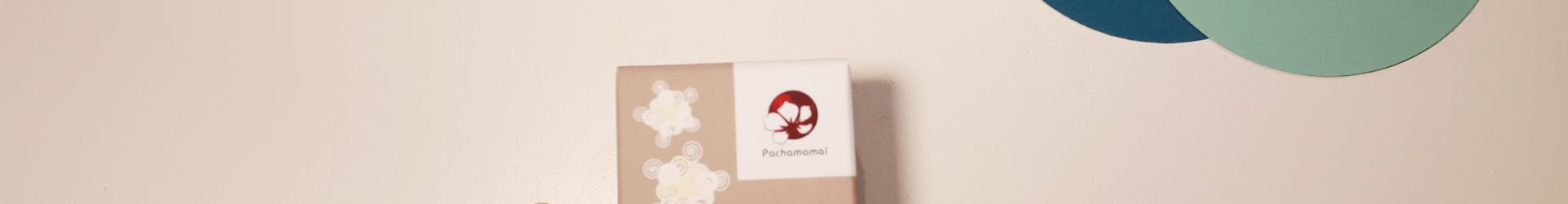 Pachamamaï – Déodorant solide Cocoon (25g)